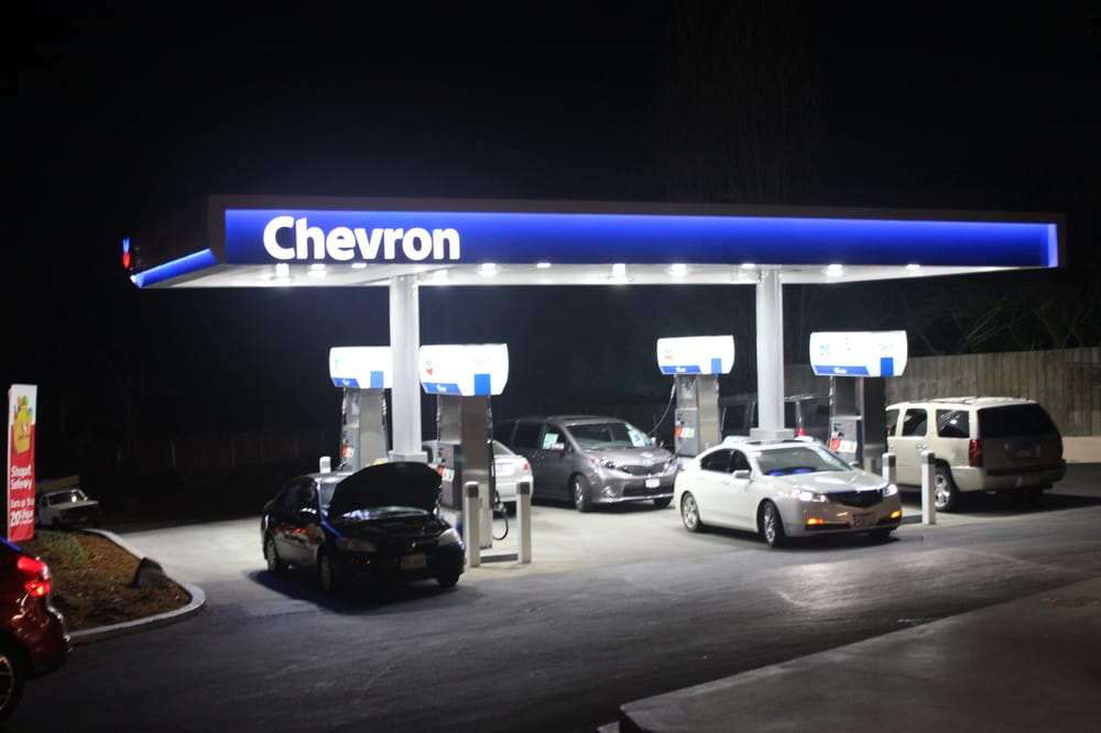 Chevron Extra Mile: 223 Fairgrounds Dr, Vallejo, CA