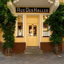 Rue des halles 36 recensioner fransk mat steinstr 18 au haidhausen m - Lapeyre rue des halles ...