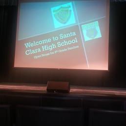 Santa clara high school middelbare scholen 3000 benton for Academy salon santa clara