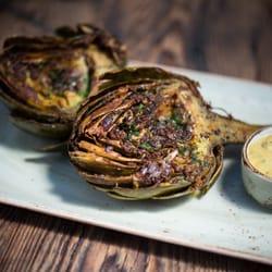 foto de s y kitchen santa ynez ca estados unidos our signature artichoke - Sy Kitchen