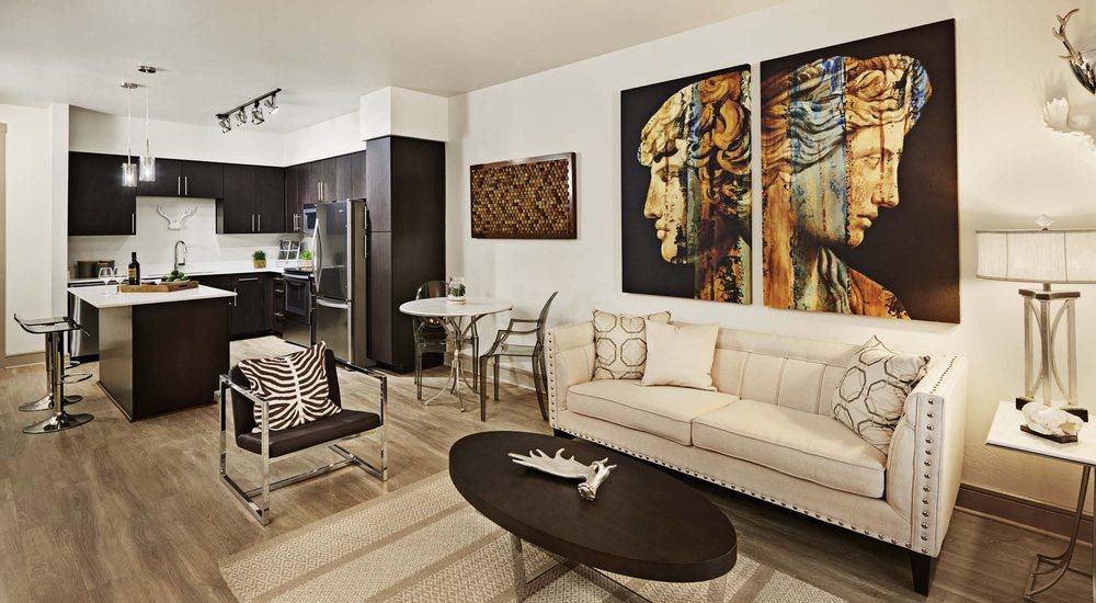 Camden Belmont Apartments