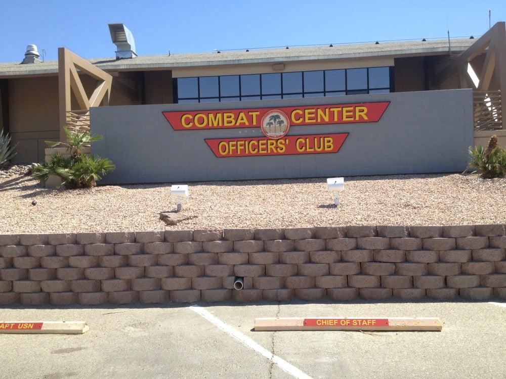 MCAGCC Officer's Club: 5TH St, Twentynine Palms, CA
