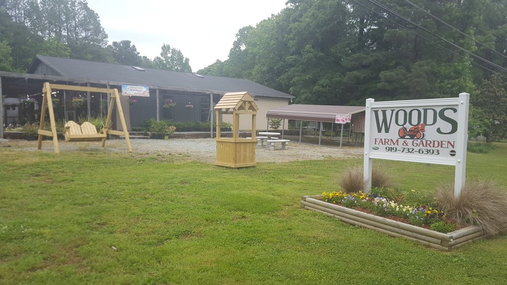 Woods Farm & Garden: 1218 US Hwy 70 E, Hillsborough, NC