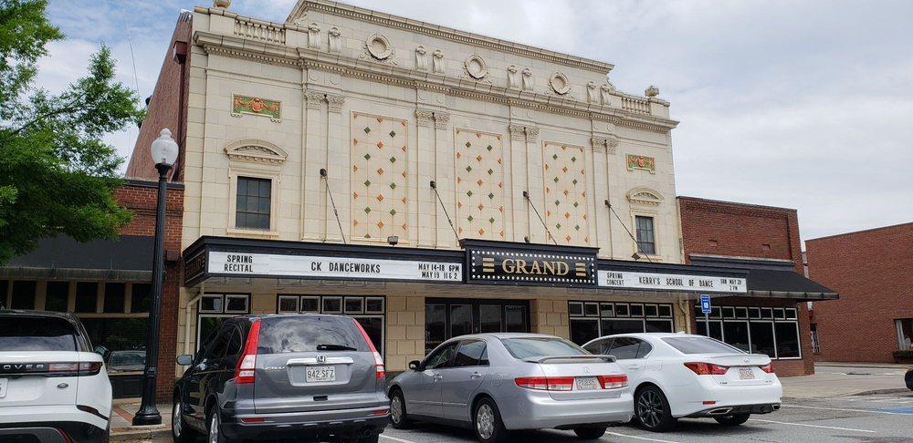 Grand Theatre: 7 N Wall St, Cartersville, GA