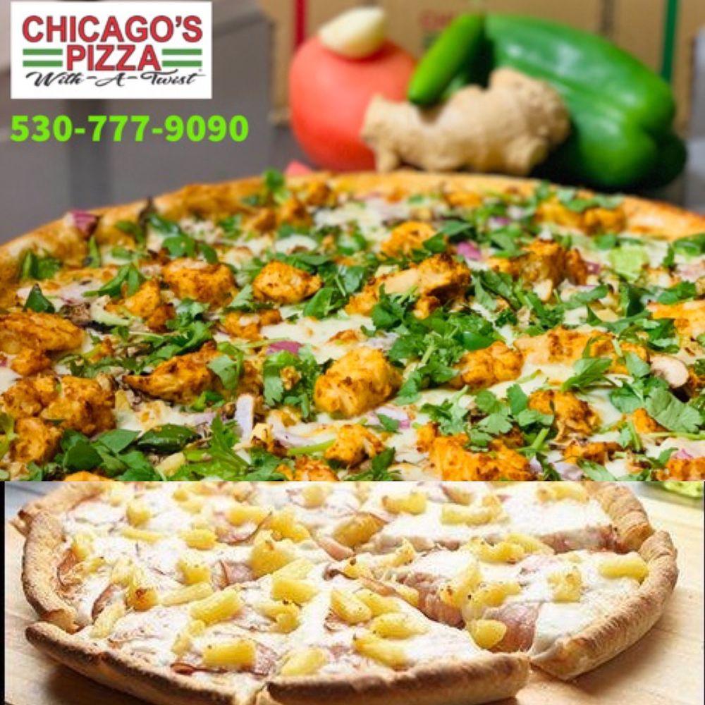 Chicago's Pizza With A Twist Yuba City, CA
