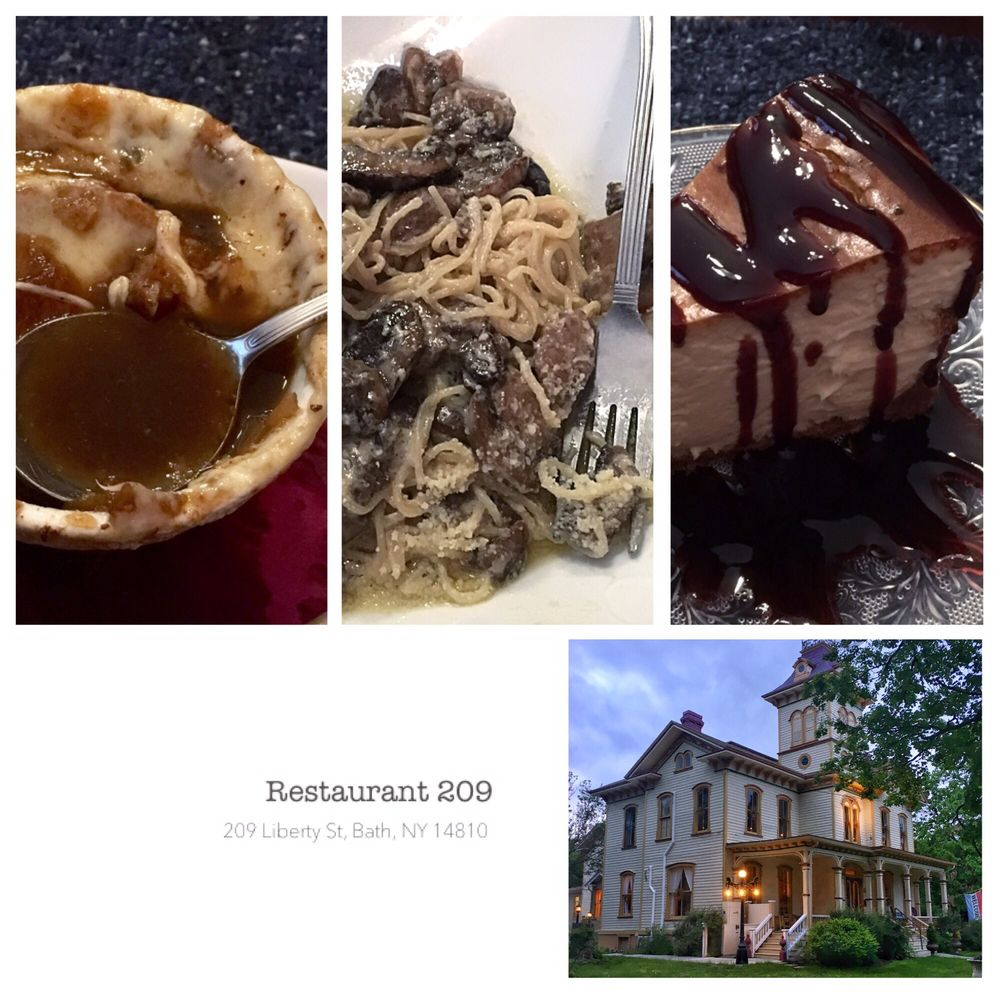 Restaurant 209: 209 Liberty St, Bath, NY