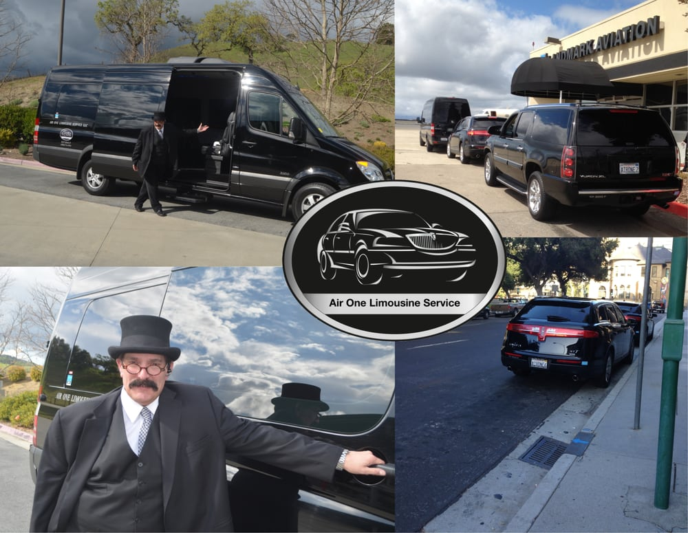 Air One Limousine Service: San Jose, CA