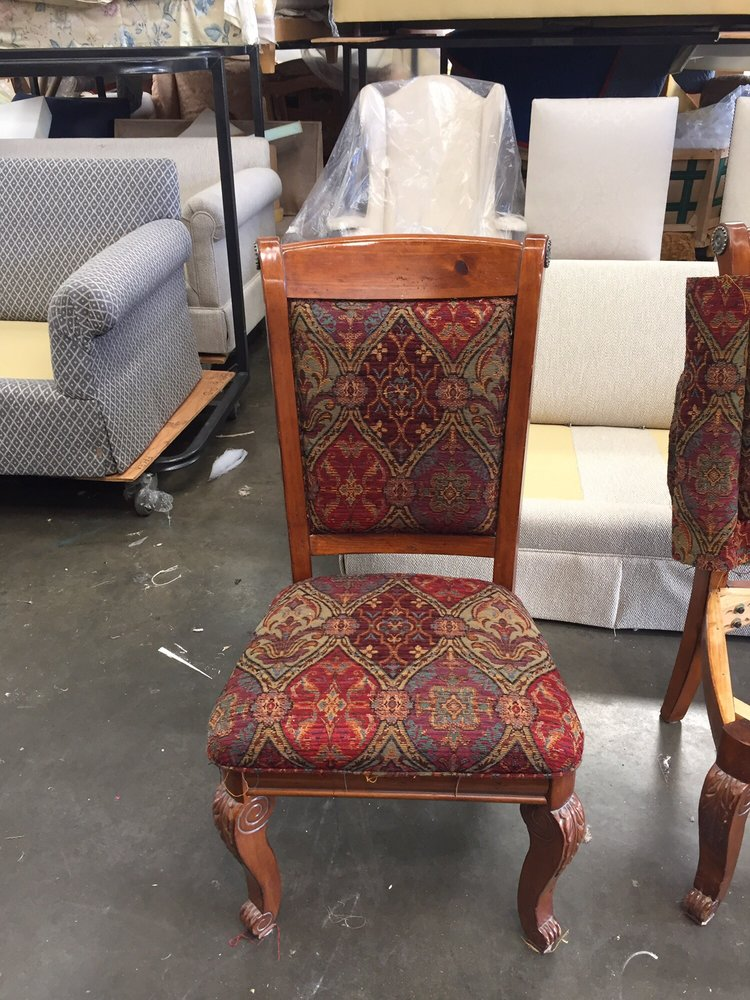 Schultz Custom Interiors - Furniture Reupholstery - 3788