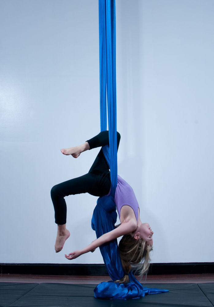 Luna Aerial Dance & Performing Arts: 4750 Winchester Blvd, Frederick, MD