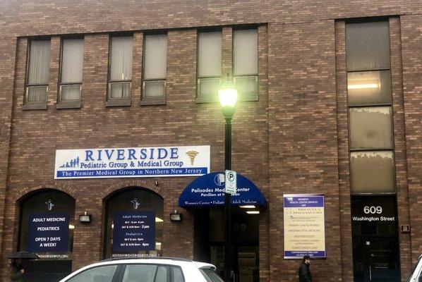 Riverside Medical Group 609 Washington St Hoboken, NJ