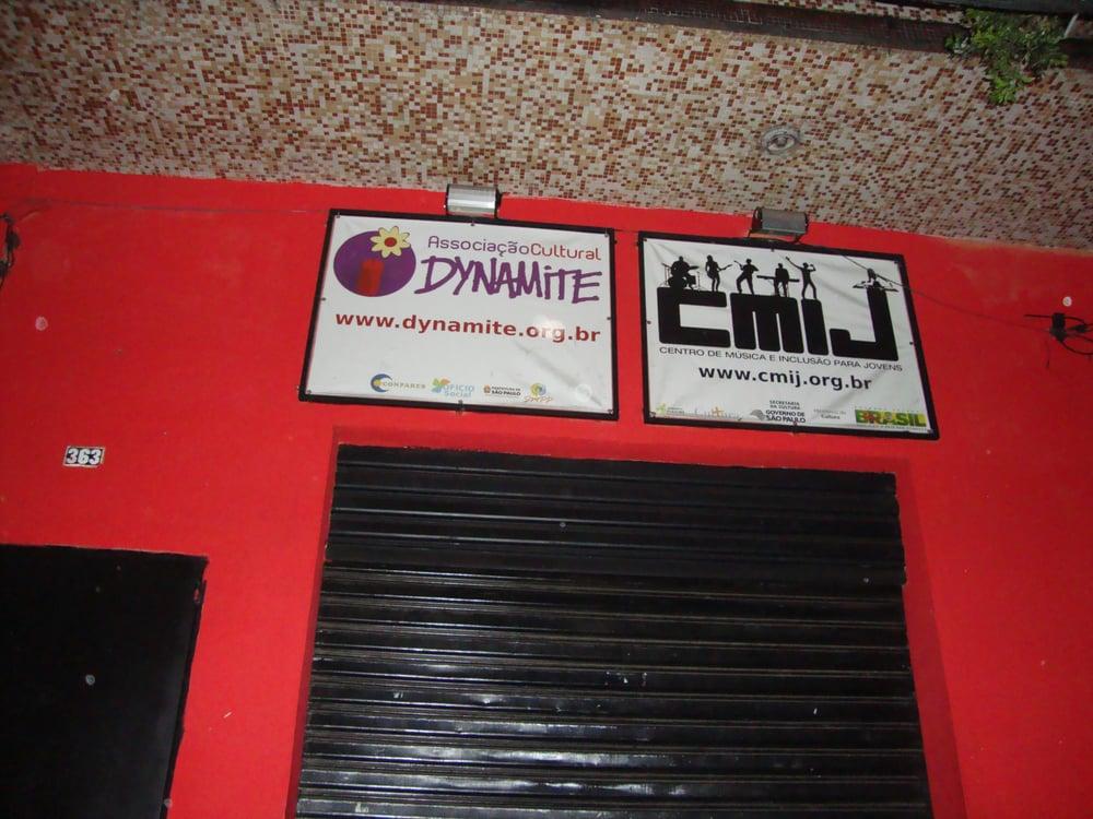 Dynamite Pub