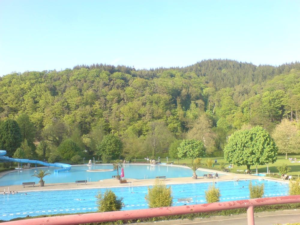 Freibad schwimmbad piscine schwarzwaldstr 195 for Freiburg piscine