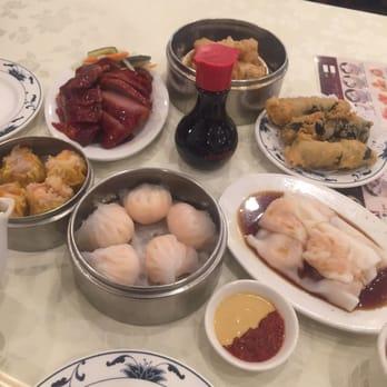 Sea Empress Seafood Restaurant Dim Sum Menu