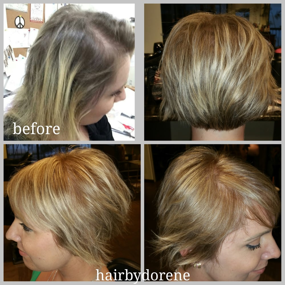 Haircut And Color By Dorene Yelp