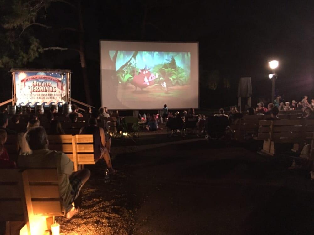 Campfire Sing-Along with Chip & Dale: Big Bear Path, Bay Lake, FL