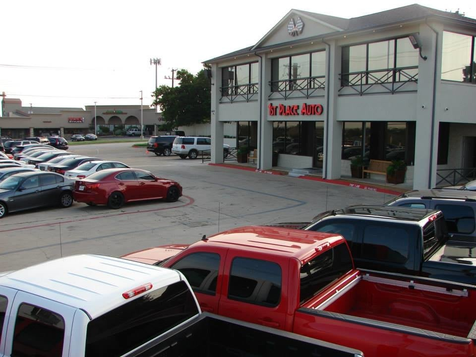 Second Chance Car Dealerships Near Me