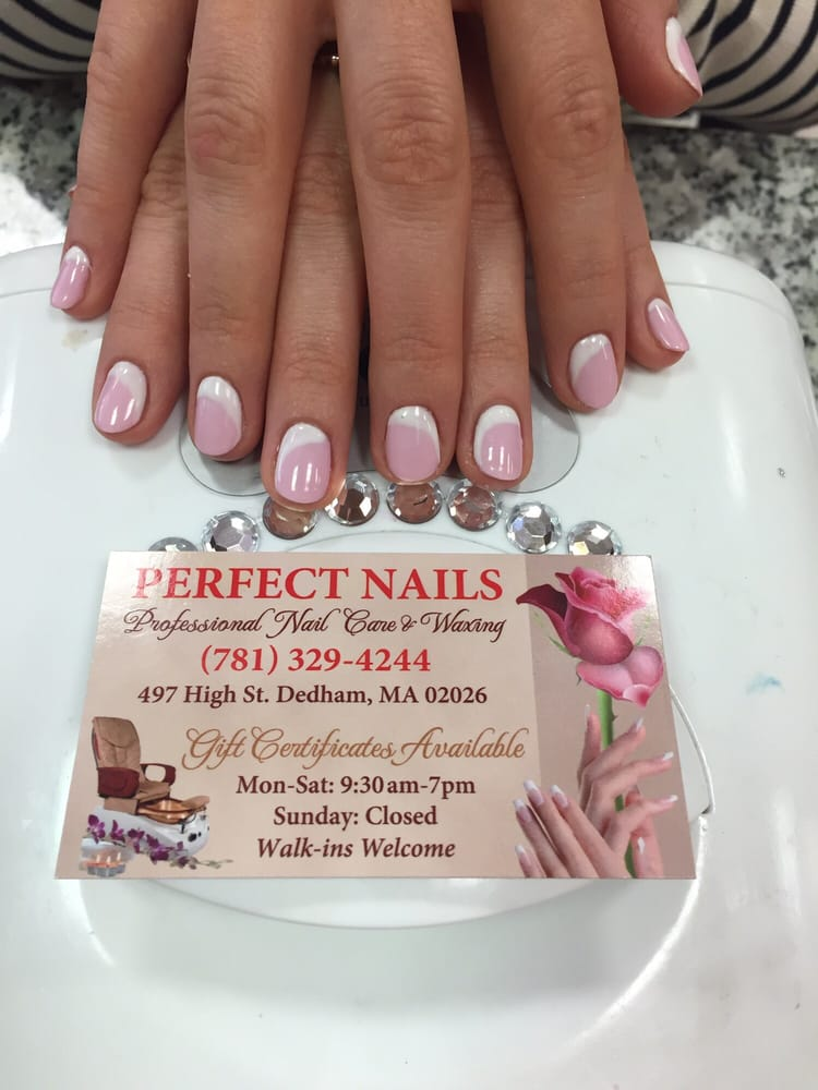 Perfect Nails - 84 Photos & 46 Reviews - Nail Salons - 497 High St ...