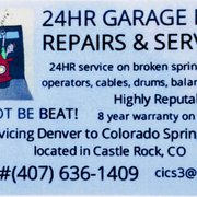 Frontrange Garage Door Repair 10 Photos Garage Door Services