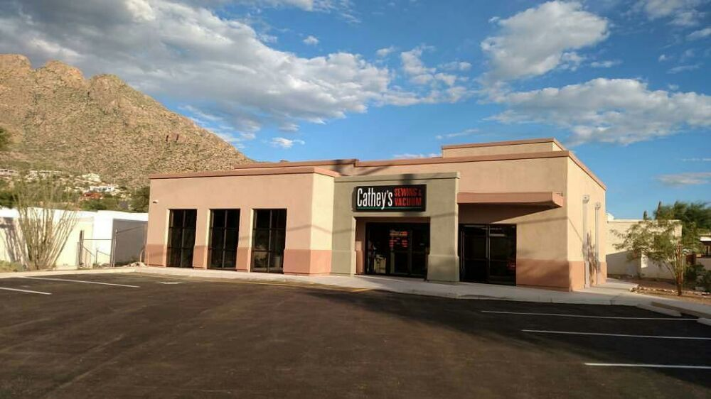Cathey's Sewing & Vacuum: 8700 N Oracle Rd, Oro Valley, AZ