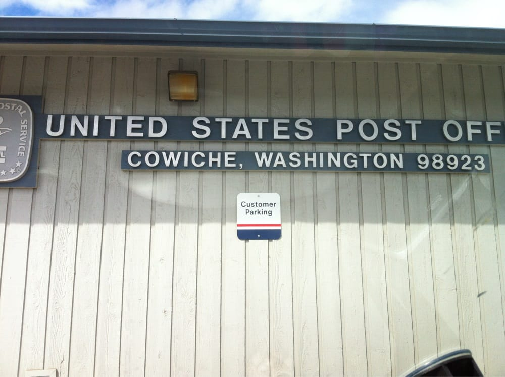 US Post Office: 1 River St, Curlew, WA