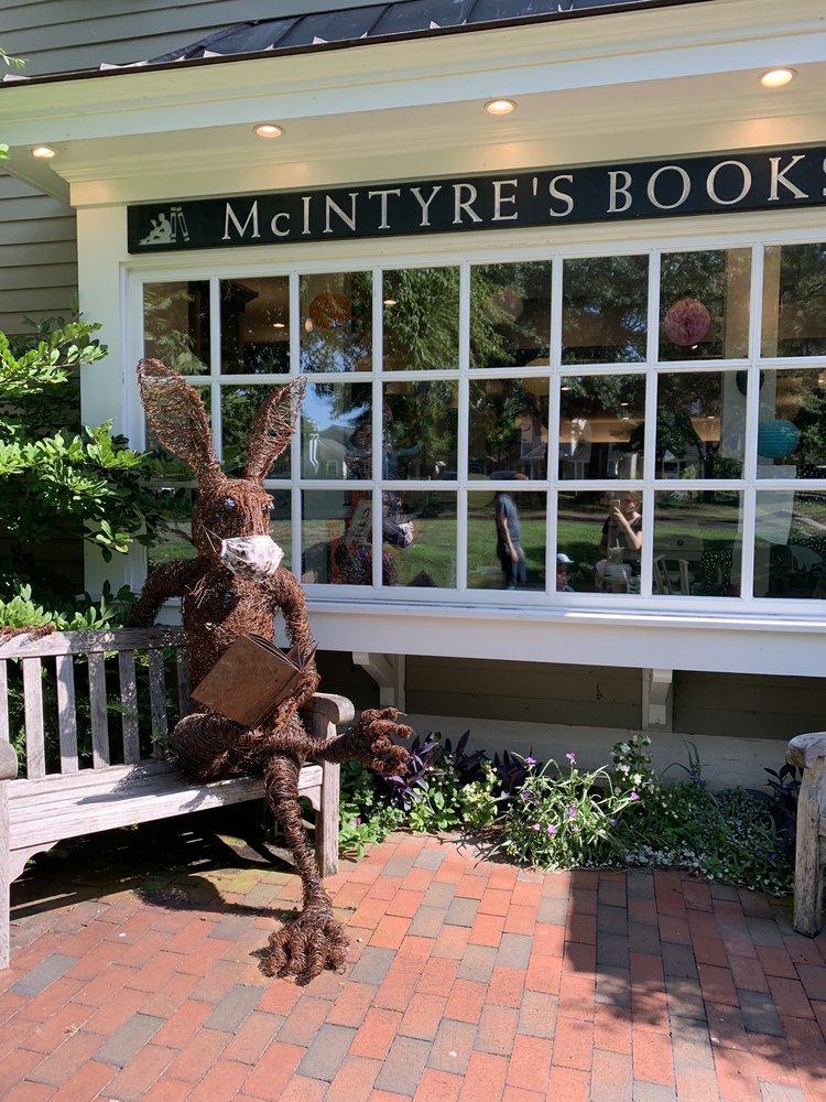 McIntyre's Books: 2000 Fearrington Village Ctr, Pittsboro, NC