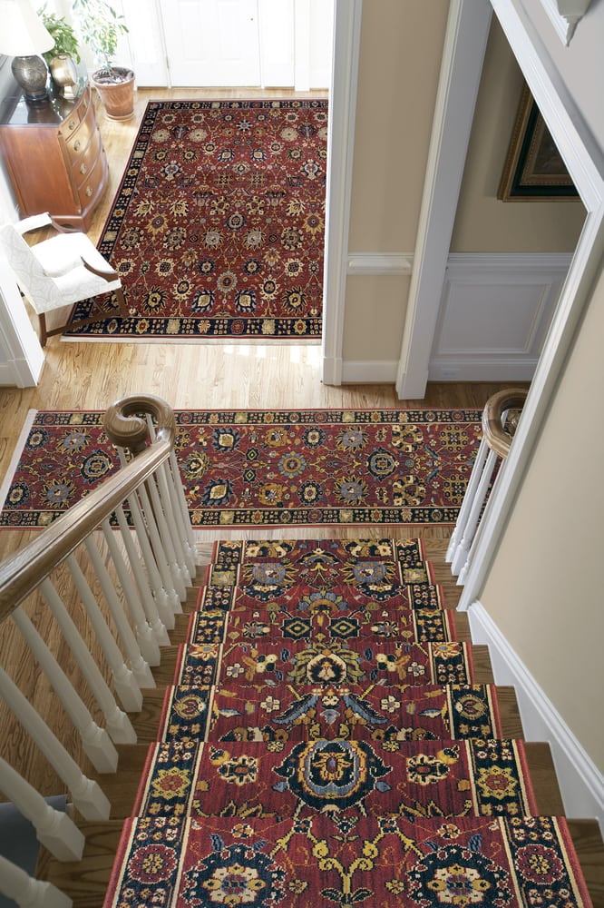 We Refinish Hardwood Have Area Rugs And Stair Runners Yelp