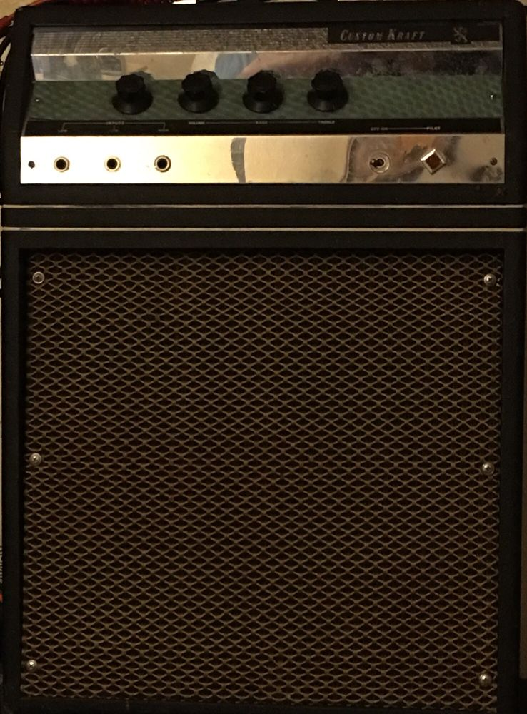 Joe's Amps: 5214 Avenue F, Austin, TX