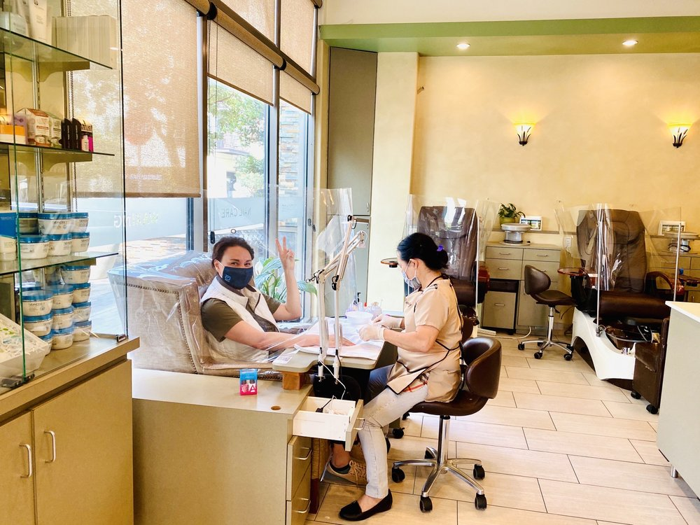 Lux Beauty Nail Care: 555 San Antonio Rd, Mountain View, CA