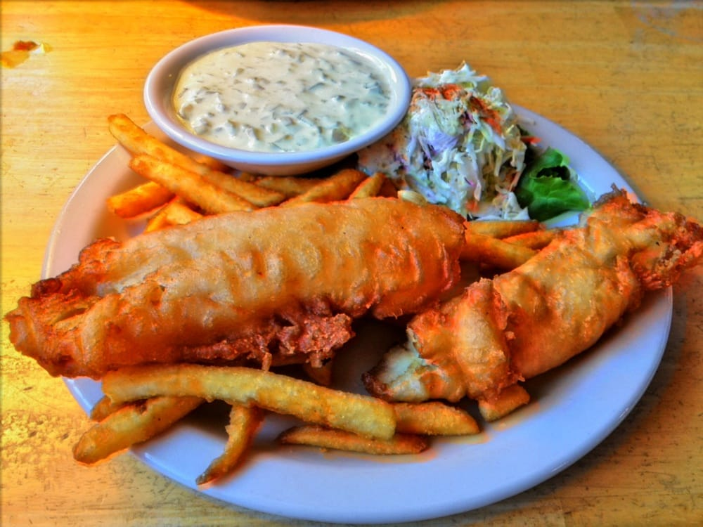 Friday night 39 s all you can eat fish chips best fried for Best fried fish near me