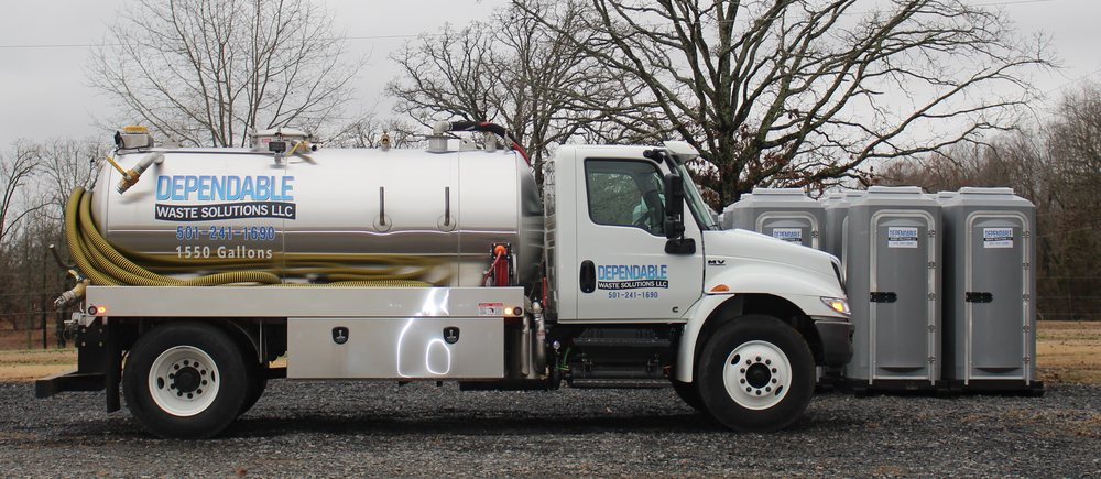 Dependable Waste Solutions: 3513 W Mountain Springs Rd, Cabot, AR