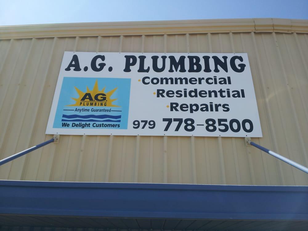 A G Plumbing: 233 Marino Rd, Bryan, TX