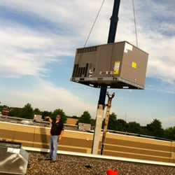 Photo Of Peak Heating And Cooling Inc Chanhen Mn United States Setting
