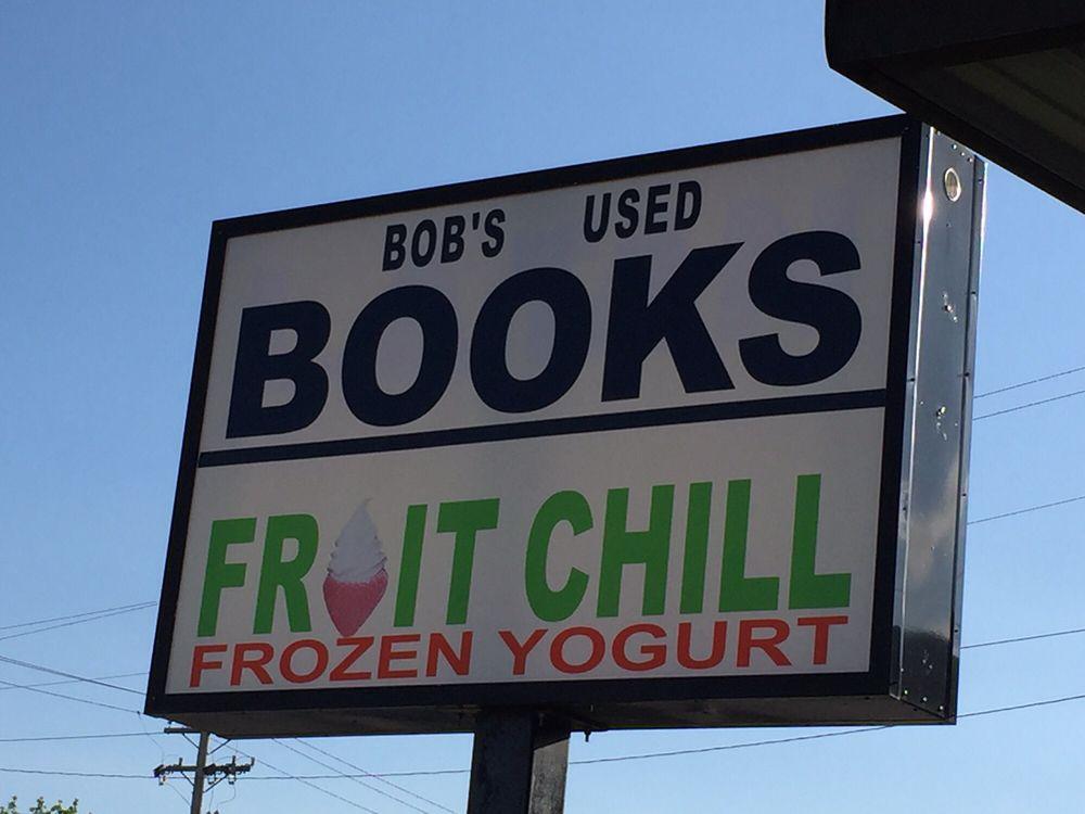 Bob's Bookstore: 303 Lincoln Ave, Charleston, IL
