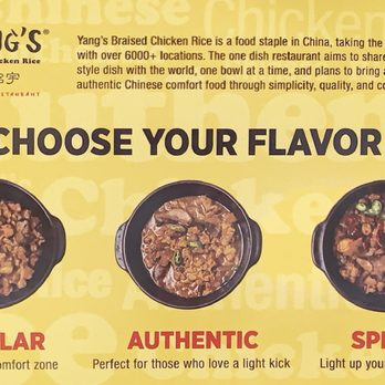 Yang's Braised Chicken Rice - 2019 All You Need to Know
