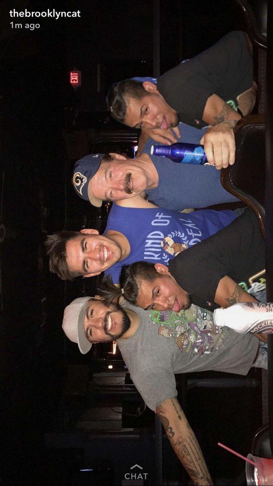 Alibi gay club