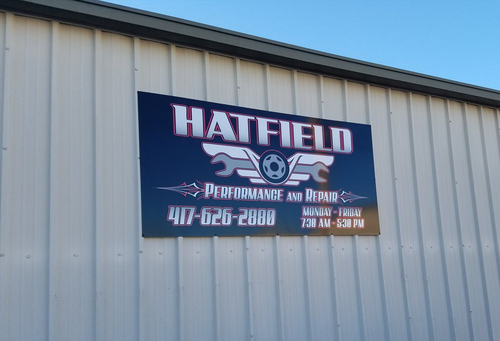 Hatfield Performance and Repair: 1704 W 7th St, Joplin, MO
