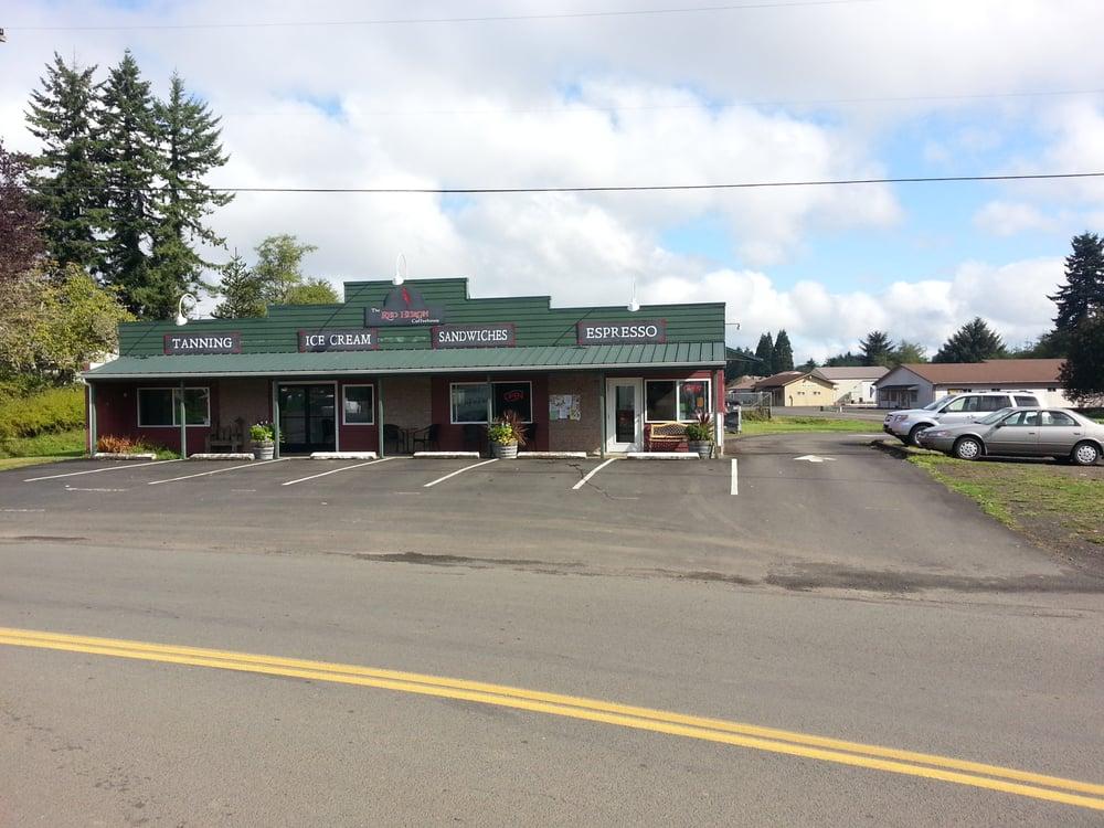 Big Creek Coffeehouse: 42915 Old Hwy 30, Astoria, OR