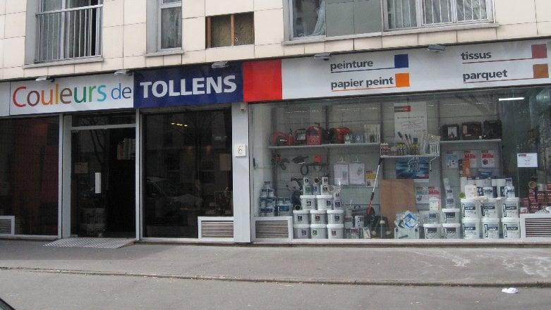 Couleurs de tollens wohnaccessoires 6 rue didot 14 me paris frankreich - Couleurs de tollens toulouse ...