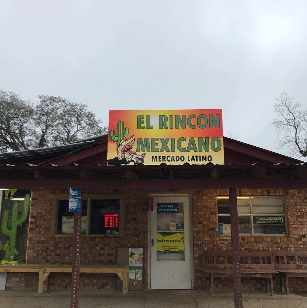 El Rincon Mexicano: 351 Winter St, Lucedale, MS