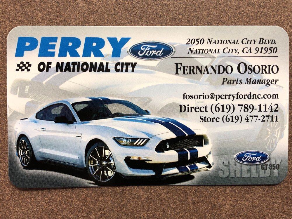 Perry Ford National City >> Perry Ford Of National City 145 Photos 338 Reviews Car Dealers