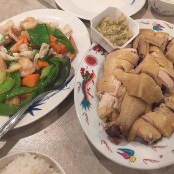 Golden bull restaurant order food online 392 photos for Seashell fish chicken chicago il