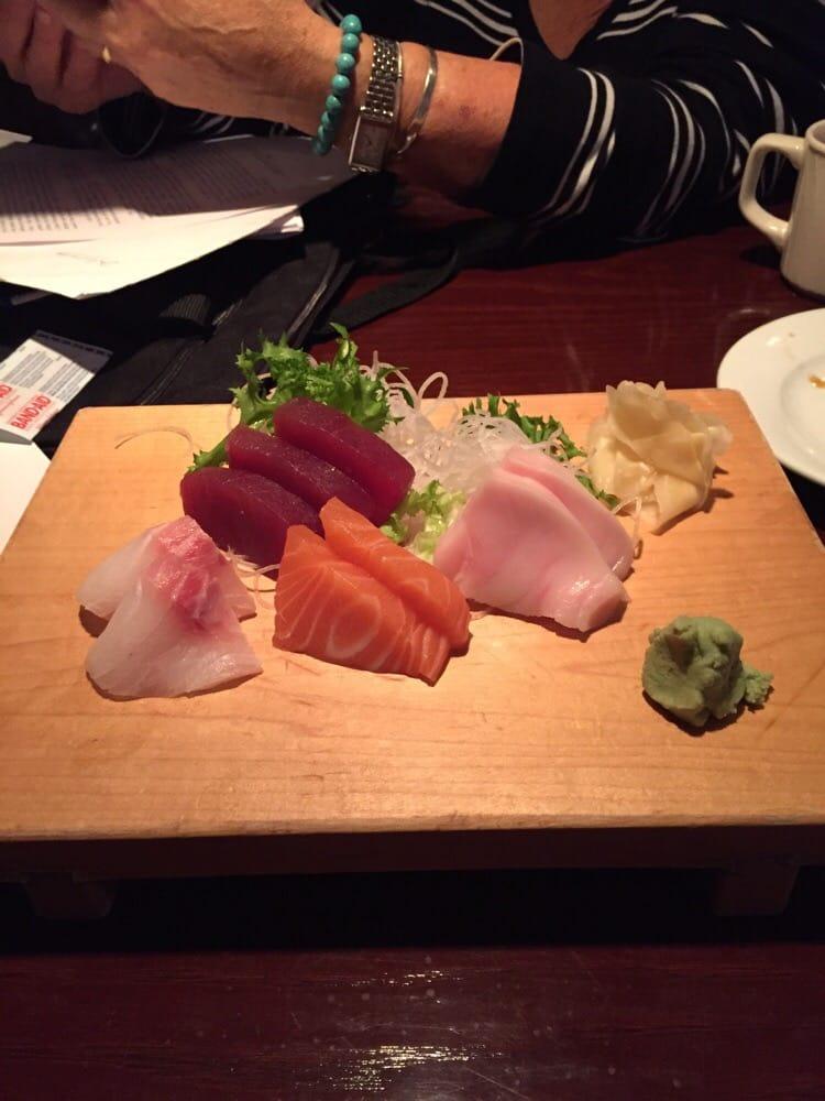 Great sashimi yelp for Asaka japanese cuisine