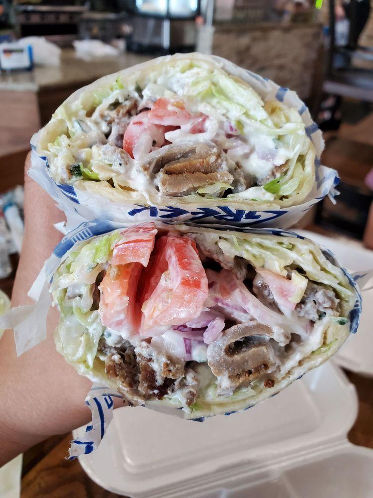 Little Greek Fresh Grill: 3123 S Orange Ave, Orlando, FL