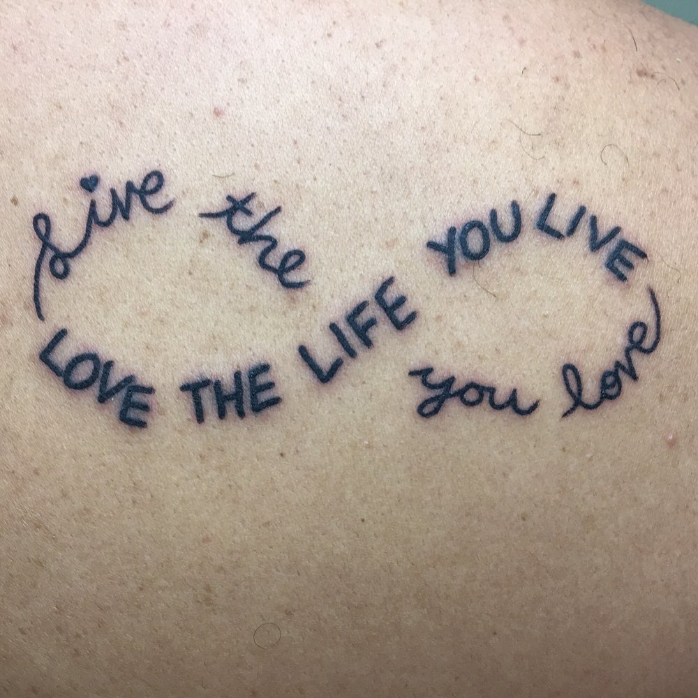 Love The Life You Live Live The Life You Love Yelp