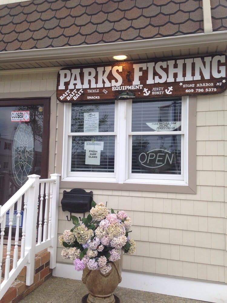 Parks Fishing Equipment & Things