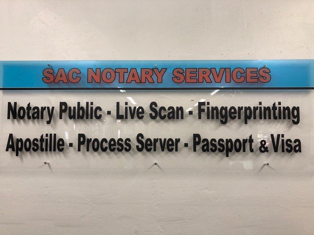 Sac Notary Services: 5278 Fruitridge Rd, Sacramento, CA