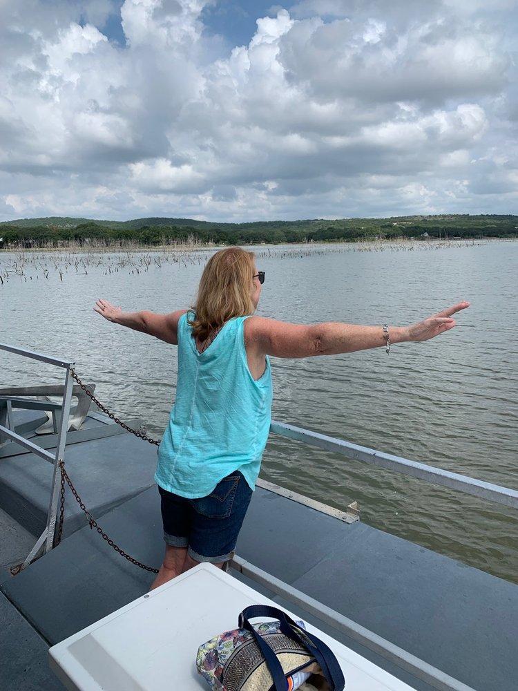 Vanishing Texas River Cruise: 443 Waterway Ln, Burnet, TX