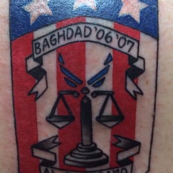 2fde0816fafa7 Photo of Tattooed Heart Studio - Hanover, MD, United States. Paul did this