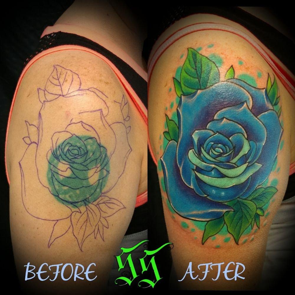 Black Flag Tattoo Tx: 1724 S US Hwy 287, Corsicana, TX