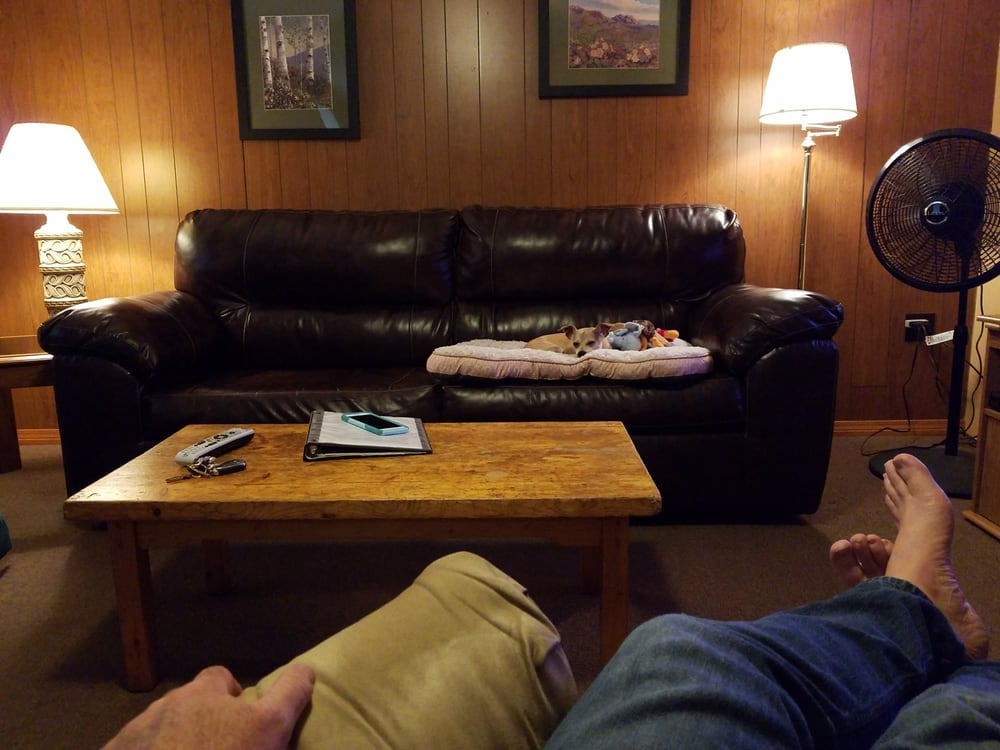 Lazy Bear Cabins: 29257 US Hwy 160, South Fork, CO
